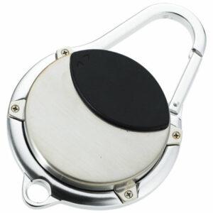携帯灰皿 カラビナアッシュトレイ 「シルバー」
