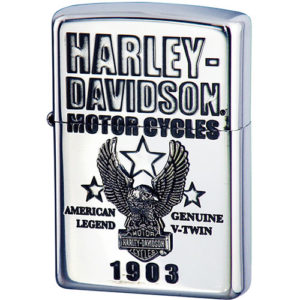ZIPPO HARLEY-DAVIDSON HDP-57