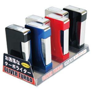 オリバーターボシリーズ OLIVER TURBO ペイント仕様 4色アソート/6個DP