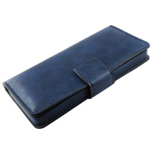 PT手帳型電子タバコケース ブルー