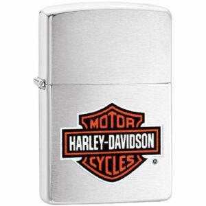 ZIPPO US加工 HARLEY-DAVIDSON 200HD252 (プリント)