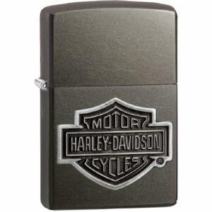 ZIPPO US加工 HARLEY-DAVIDSON 29822 (メタル貼り)