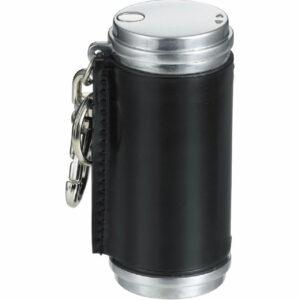 アッシュシリンダー革巻き コードバン 「ブラック」